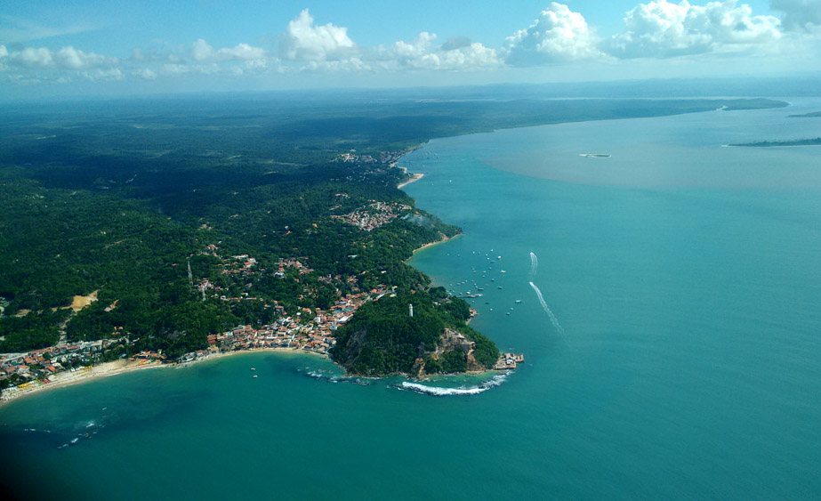 Ilha de Tinhare - one of brazilian beach
