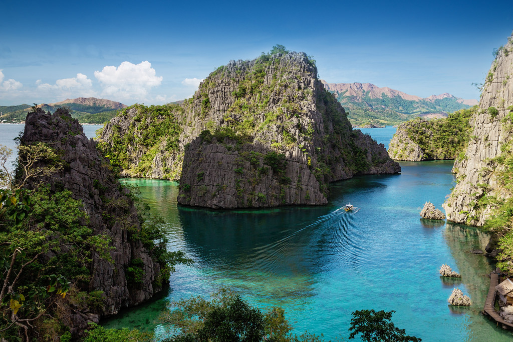 palawan island in the philippines tourist attraction south asia travel destination